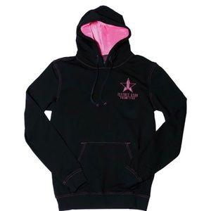 Jeffree Star Velour hoodie size LARGE